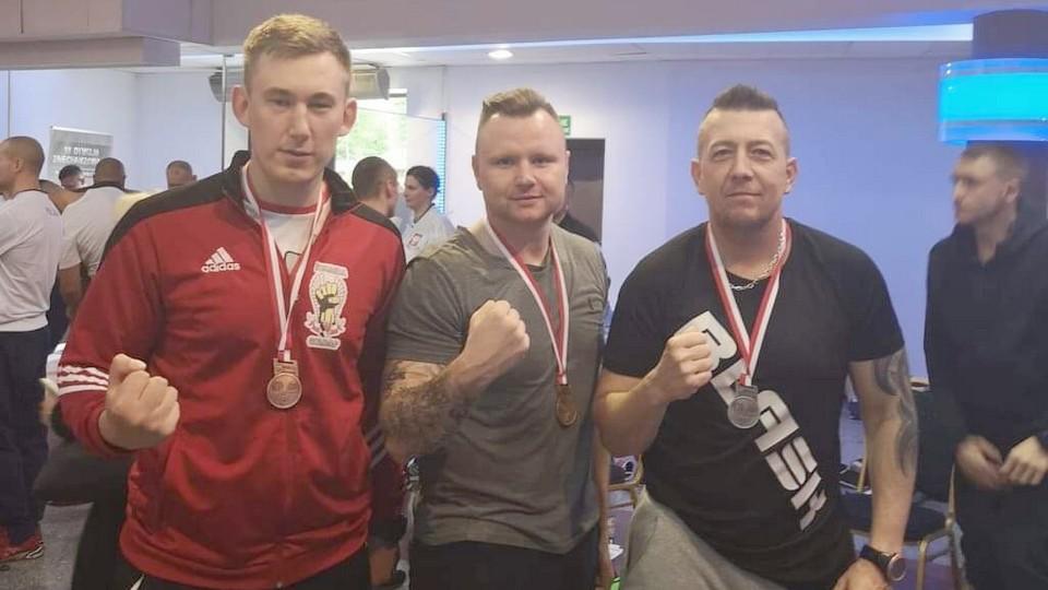 Cztery medale na mistrzostwach Polski – goldap.info